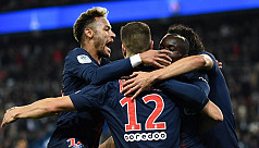 PSG march on with 4-1 victory over...