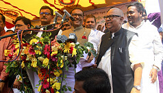 Awami League launches election campaign...