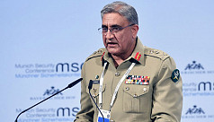 Pakistan's army chief visits Beijing...