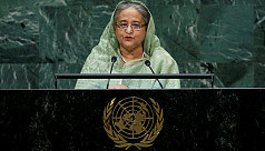 PM Hasina at UNGA: UN-Myanmar deal must...