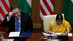 US, India seek to deepen defence ties...