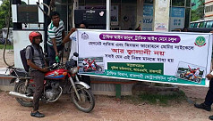 Rajshahi police also start 'no helmet,...