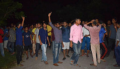 Rokeya University students lay siege...