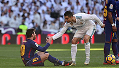 Messi: Madrid are weaker without...