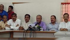 Rizvi: We aim to hold a peaceful rally...