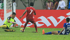 Maldives make Saff final after nine...