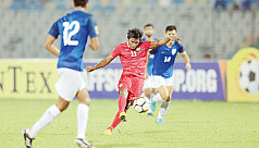 Fairytale as Maldives clinch Saff...