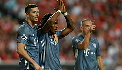 Benfica old boy Sanches stars in Bayern...