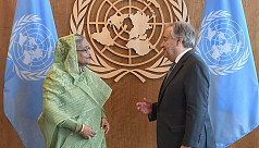 73rd UNGA: PM to brief media...