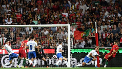 Silva lifts Portugal past Italy in Nations...