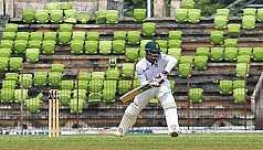 Sohan shines as bad outfield mars second...