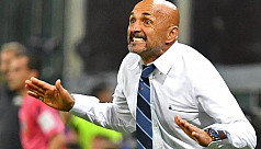 Spalletti gets ban for wild goal...