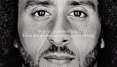Trump targets Nike as Kaepernick ads...