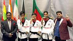 Bangladesh clinch gold at International...