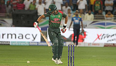 Tamim ruled out of Asia Cup