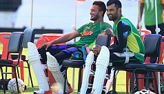 'Absence of Shakib, Tamim means three...