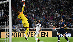 Areola saves France blushes in Germany...