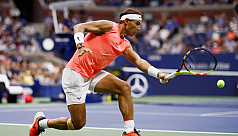 Nadal reaches US Open last 16 for 10th...