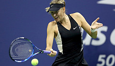 Sharapova lights up US Open again with...