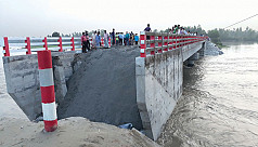 2nd Teesta Bridge collapses two days...