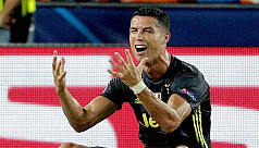 Ronaldo red card to be reviewed by Uefa...
