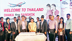 Thai Lion Air launches Dhaka-Bangkok...
