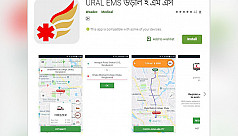 App-based Ural EMS provides medical...