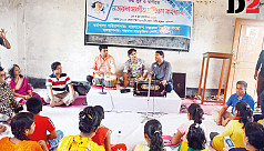 Two-day long Nazrul Sangeet workshop ends at Barisal