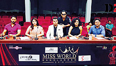 Audition round for 'Miss World Bangladesh...