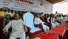 BNP keeps chair empty for chief guest...