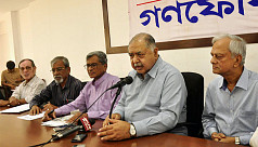 Dr Kamal: No unity with BNP if Jamaat stays with it