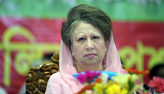 'Khaleda willing to go abroad if granted...