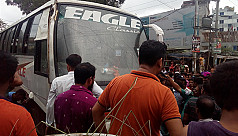 Police SI killed in Dhaka road crash