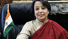 Riva Ganguly Das likely new Indian envoy...