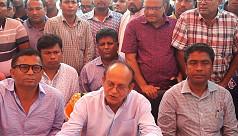Water Resources Minister Manju visits...