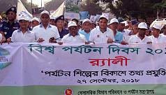 Minister: Mega plan undertaken to make Bangladesh attractive to tourists