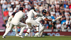 Pujara gives India the edge in fourth...