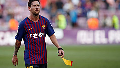 Messi: Barca frustrated but not a one-man...
