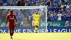 Klopp urges Alisson to learn from...