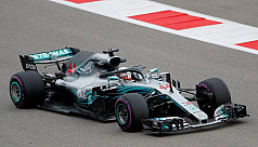 Hamilton on top in Sochi