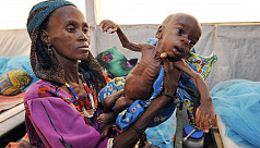 UN: World hunger levels rise for third...
