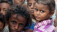 5.2 million children at famine risk...