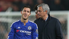 Hazard: Mourinho is one coach I want...