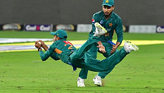 Pakistan seal T20I series against...