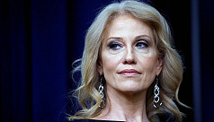White House adviser Conway: I'm a victim...
