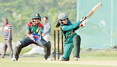Bangladesh women embarrassed against...