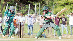 Bangladesh women suffer 3-0 defeat in...