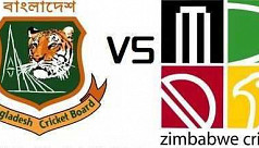 Zimbabwe get some match practice on...
