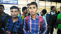 63 Bangladeshi workers deported from...