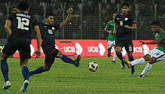 Misfiring Bangladesh concede narrow defeat against Philippines